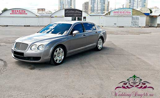 Bentley Continental GT 6.0+